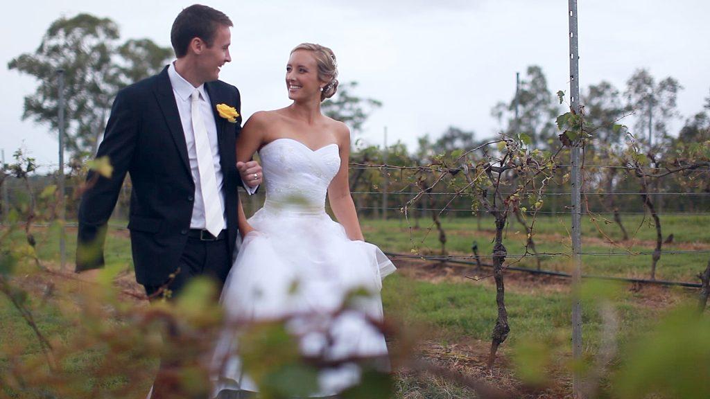 sirromet winery wedding videography