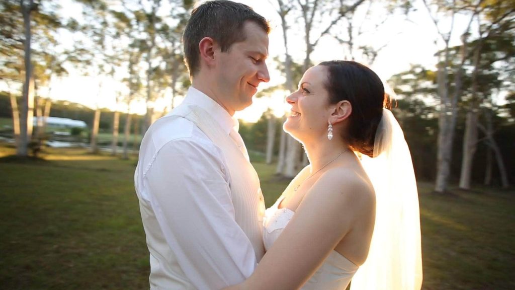 wedding videography Sirromet