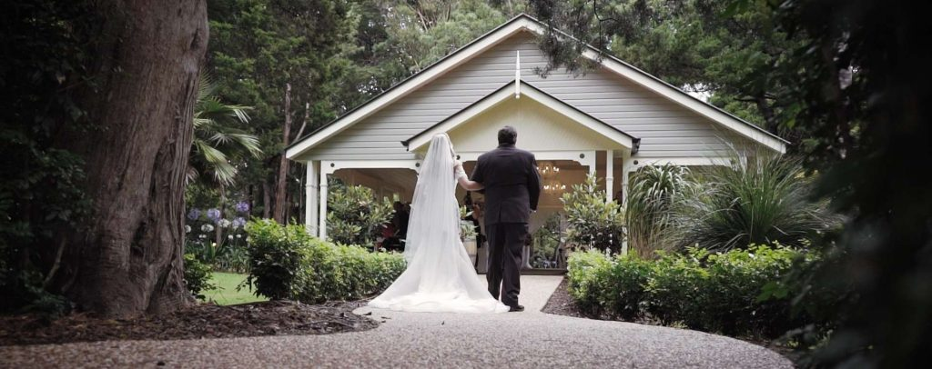 high end cinematic wedding videography