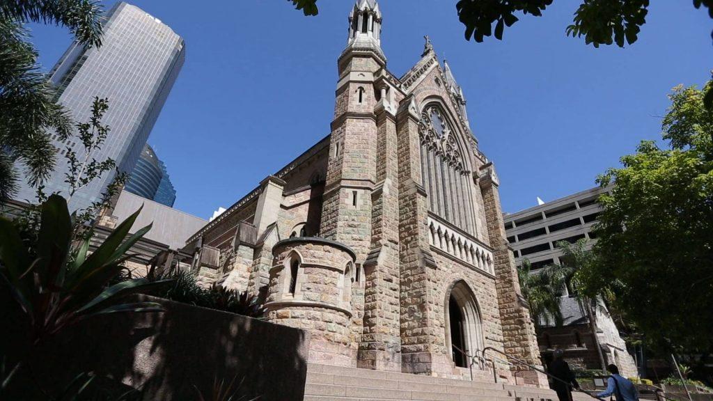 St Stephens Cathedral Brisbane
