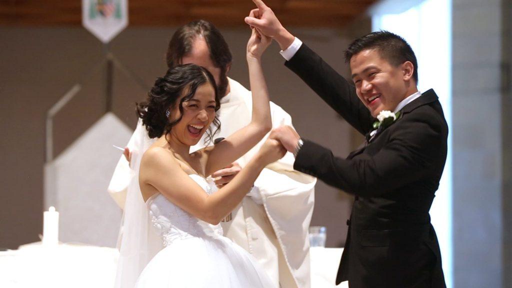 Vietnamese wedding videographer