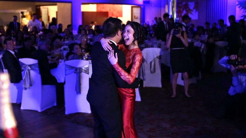 Vietnamese wedding video