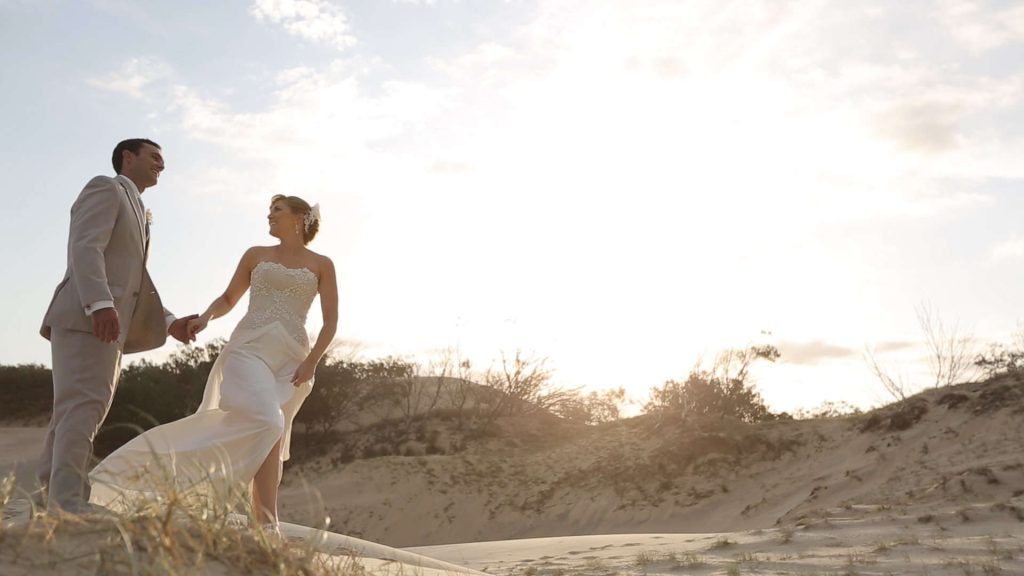 Wedding video Island Hideaway