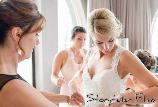 Brides preps