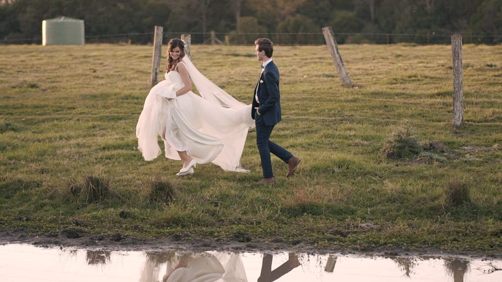 Wedding videography Sunshine Coast