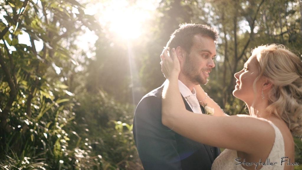 Wedding videography Sunshine Coast