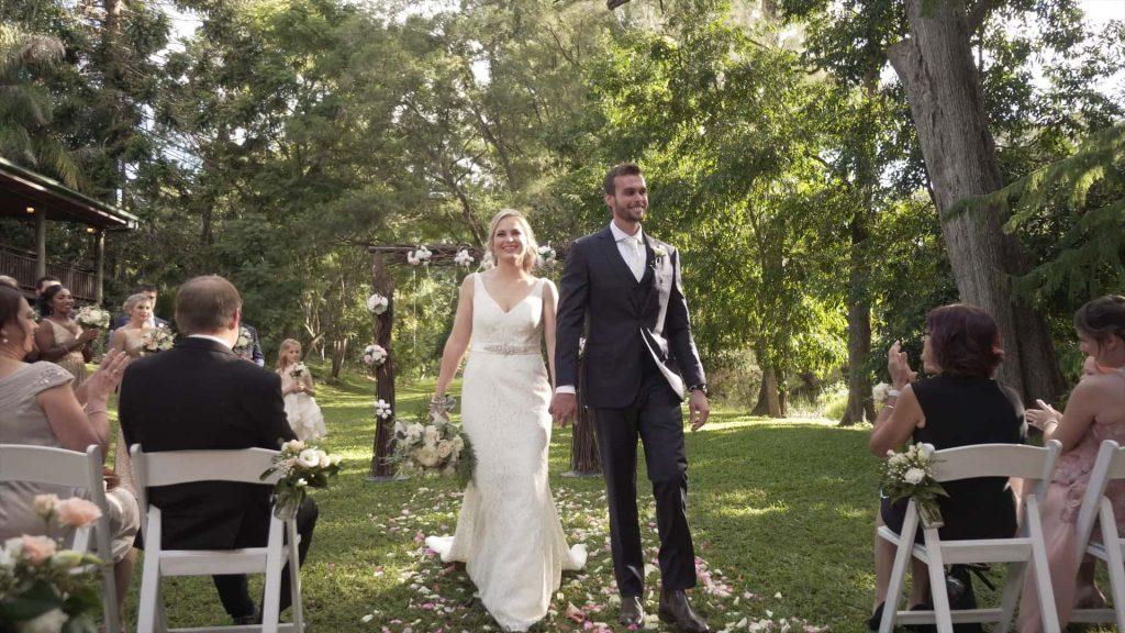 Bundaleer Rainforest Wedding