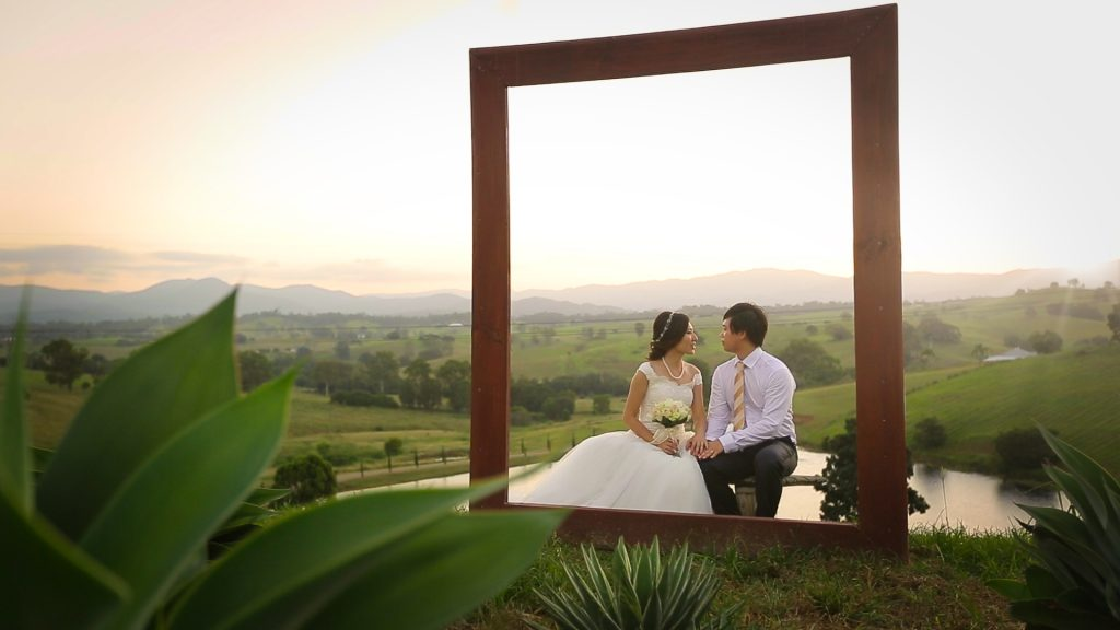 Alex&Caroline Glengariff Wedding videography