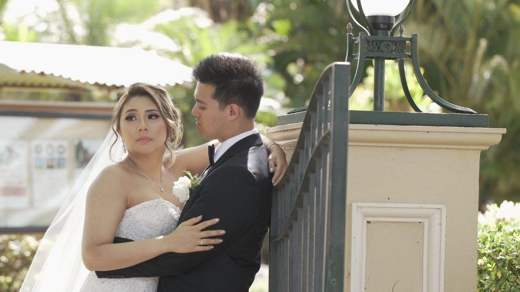Anna & Bill's Wedding Videography Intercontinenta Sanctuary Cove Gold Coast 2