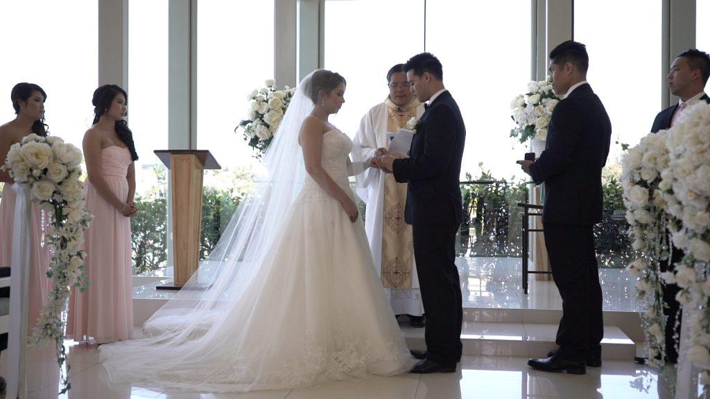 Anna & Bill's Wedding Videography Intercontinenta Sanctuary Cove Gold Coast