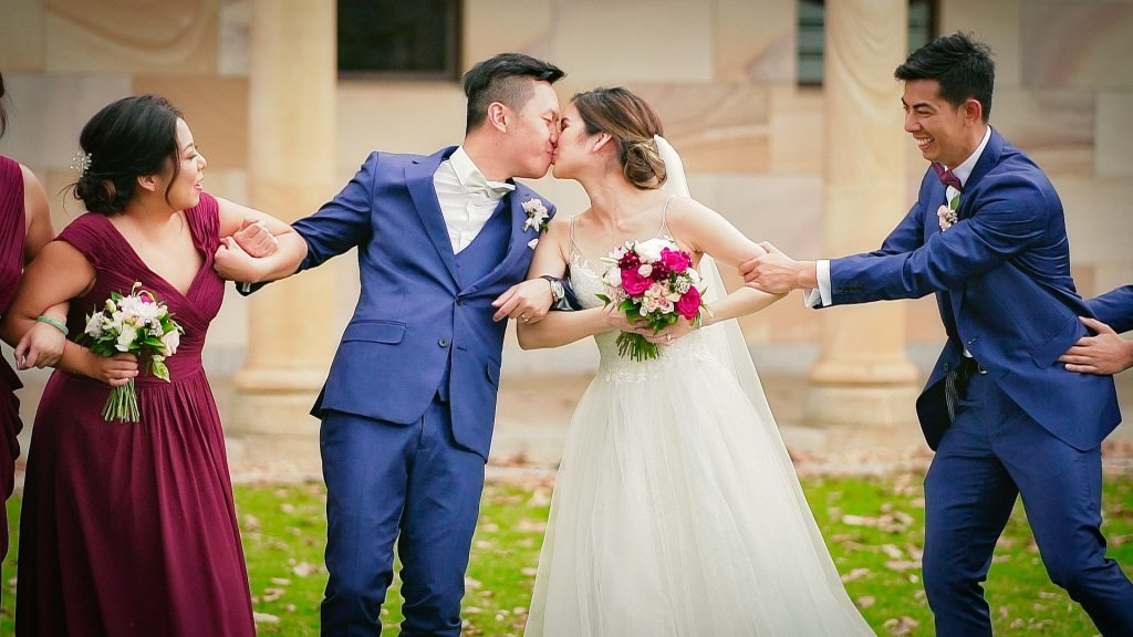 Hillstone wedding videography