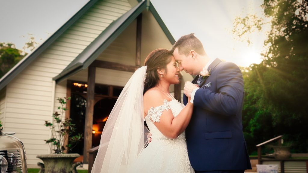 Anabella Chapel Wedding videography and photography