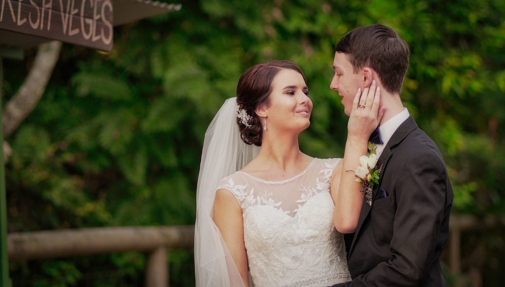 Tamborine Gardens Wedding Video