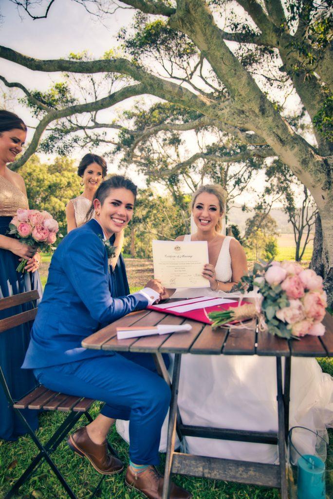 Yandina Station Wedding Videography and Photography