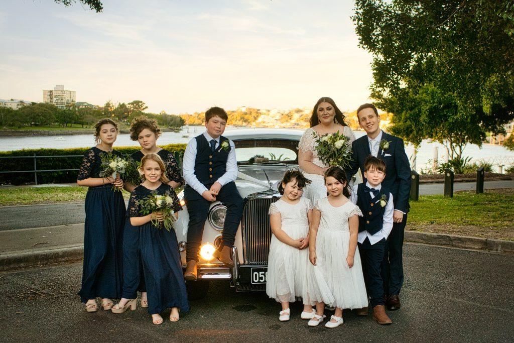 Wedding Photographer Brisbane