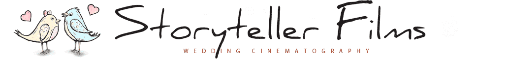 Storyteller Films | Wedding videography Brisbane, Gold Coast, Sunshine Coast & Maleny. logo